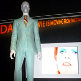 David Bowie exhibition - Victoria & Albert Museum -