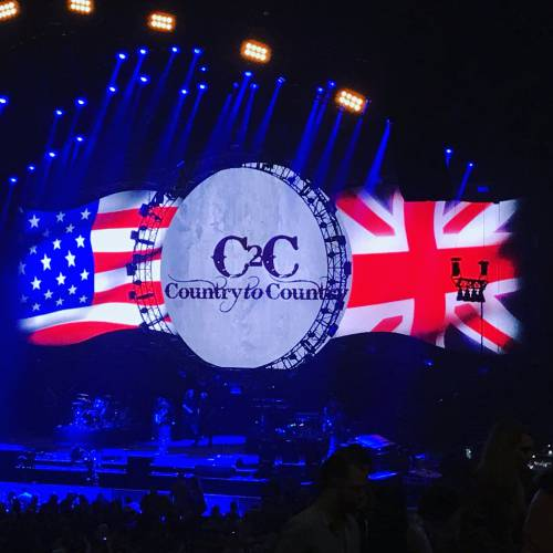 C2C Festival - Saturday - O2 London -