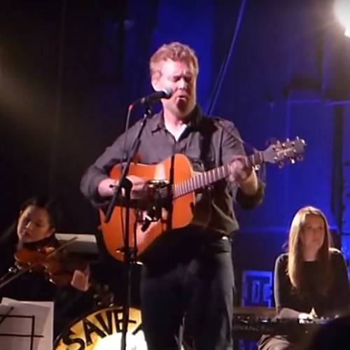 Glen Hansard - Limelight Club, Milan -