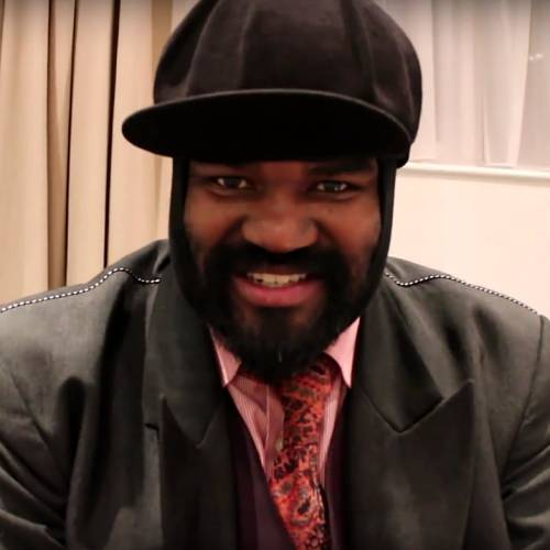 Gregory Porter - Gregory Porter Interview -