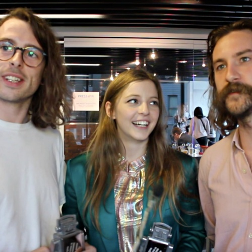 Music Interview – Idles + Jade Bird