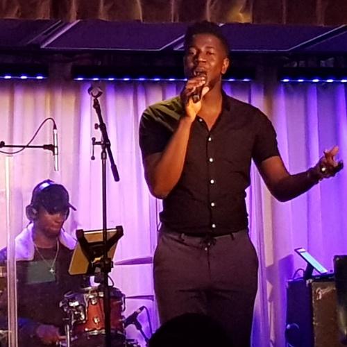 Jermain Jackman - Soho Soultown, 100 Wardour St