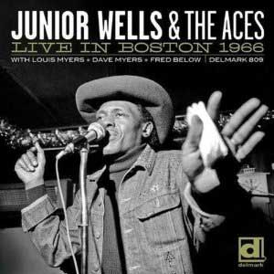 Junior Wells and the Aces - Live in Boston 1966 -
