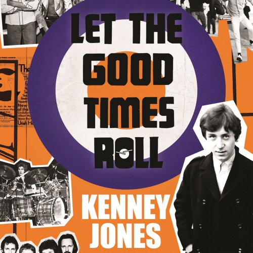 Kenney Jones - Let The Good Times Roll