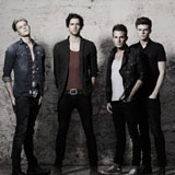 Lawson - Andy Brown, Joel Peat, Adam Pitts -