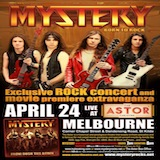 MYSTERY - Astor Theatre - Melbourne -