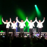 New Kids On The Block - Clyde Auditorium - Glasgow -