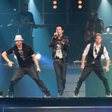 NKOTBSB (New Kids and Backstreet Boys) - O2, London -