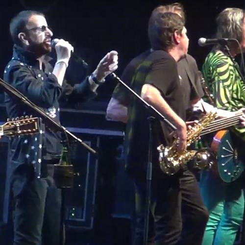Ringo Starr's All-Starr Band - Bank of America Pavilion, Boston, MA -