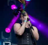 Sam Sparro - Lovebox Festival 2012 -