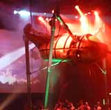 Jeff Waynes The War Of The Worlds live - Wembley Arena -