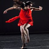 Liz Liew & Yuyu Rau - The Place, Robin Howard Dance Theatre, London -
