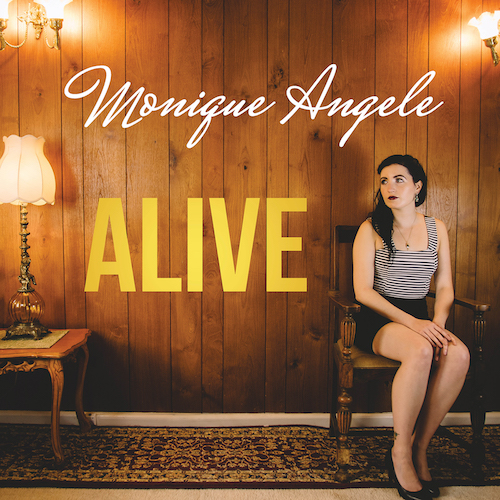 Monique Angele - Alive