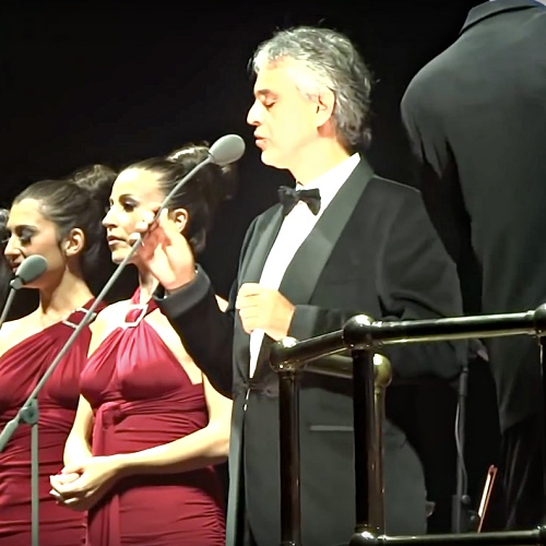 Andrea-Bocelli<br-/>The-O2-Arena,-London