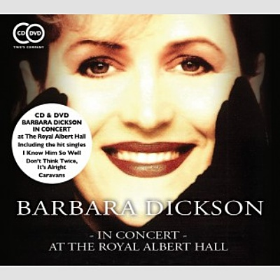 Win-Barbara-Dickson-In-Concert-CD/DVDs
