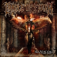 Cradle of Filth - Manticore and Other Horrors -