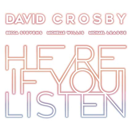 David Crosby - Music News