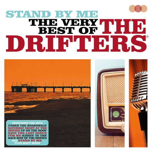 Win-1-of-5-The-Drifters-Stand-By-Me--The-Very-Best-Of�-CDs
