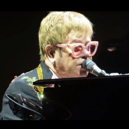 Elton John - Td Garden, Boston, Massachusetts Usa