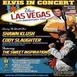 Elvis In Concert - Viva Las Vegas - Shawn Klush and Cody Slaughter -
