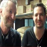 Frank Turner & Billy Bragg - Frank Turner & Billy Bragg Interview -