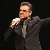 George Michael by TwitterLight - Forum Copenhagen -