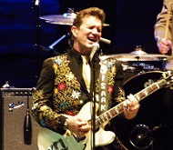 Chris Isaak - Beyond the Sun Tour 2013, Melbourne -