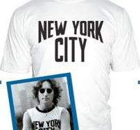 Win-1-of-2-exclusive-Worn-Free-John-Lennon-t-shirts