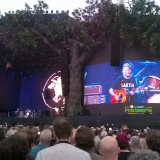 Neil Young - British Summer Time Festival, Hyde Park -