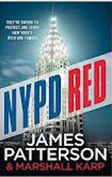 Win-1-of-3-James-Pattersons-NYPD-RED-books
