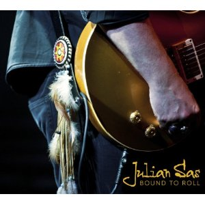 Julian Sas - Bound To Roll -
