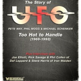 Win-1-of-3-The-Story-of-UFO-Too-Hot-To-Handle-DVDs