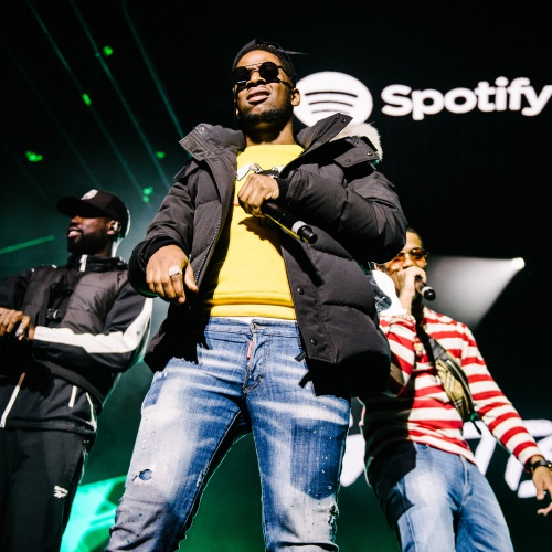 Spotify's Who We Be Live - Music News