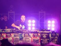 Zane Lowe interview - Nokia Lumia Tour - Brunel University Gig -