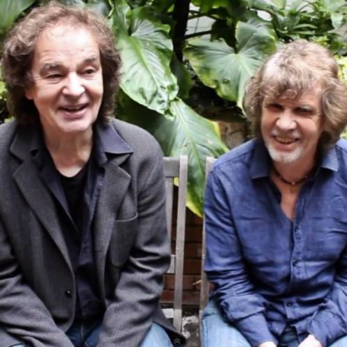 The-Zombies<br-/>Rod-Argent,-Colin-Blunstone-interview
