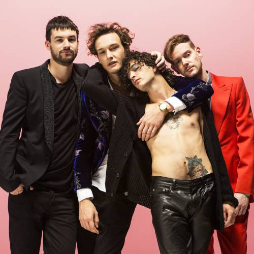 The 1975 Eyeing A Third Consecutive Number 1 Album With A Brief Inquiry Into Online Relationships