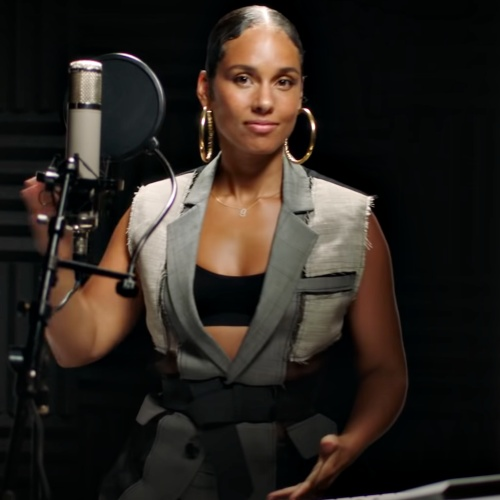 Alicia Keys will host the Grammy Awards again next year