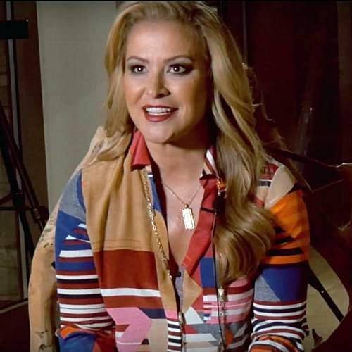 Anastacia to release live fan project