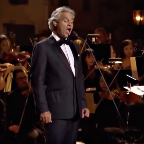 Andrea Bocelli's Si Becomes First Classical Album To Top Chart In 21 Years - Music News