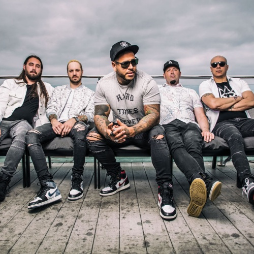 Bad Wolves release 'The Retaliators' themed video for their hit 'Learn To Walk Again'