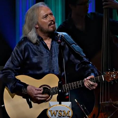 Barry-Gibb-to-tour-Mythology-in-America