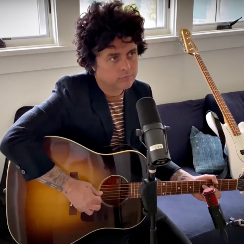 Billie Joe Armstrong took nine-month acting bootcamp for new film