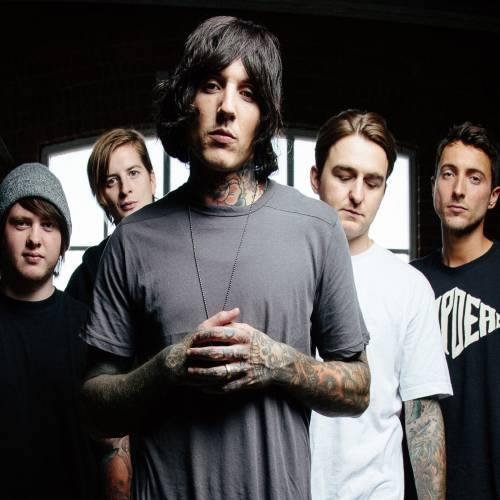 Bring Me The Horizon Aiming For Their First Number 1 Album With Amo