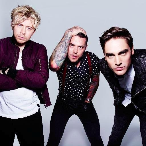 Half Way There! Busted Lead A Close Race For Number 1 - Music News