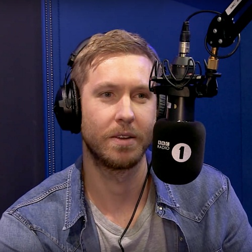 Calvin Harris: I'm trying to sing more