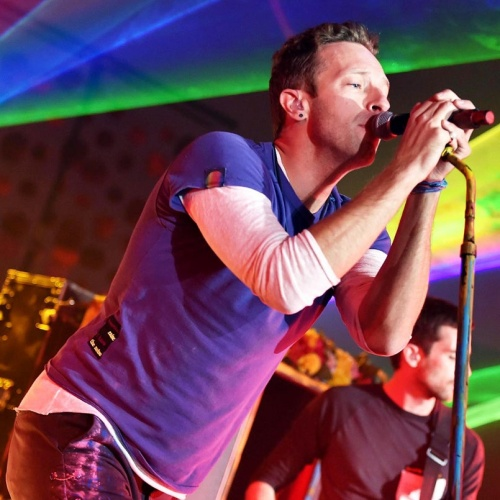 Coldplay announce international dates