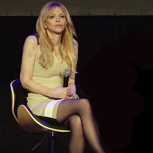 Courtney Love announces new AA single