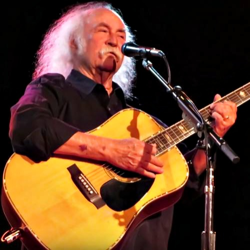 David Crosby Open To A Reunion With Former Supergroup Bandmates Stephen Stills, Graham Nash And Neil Young - Music News