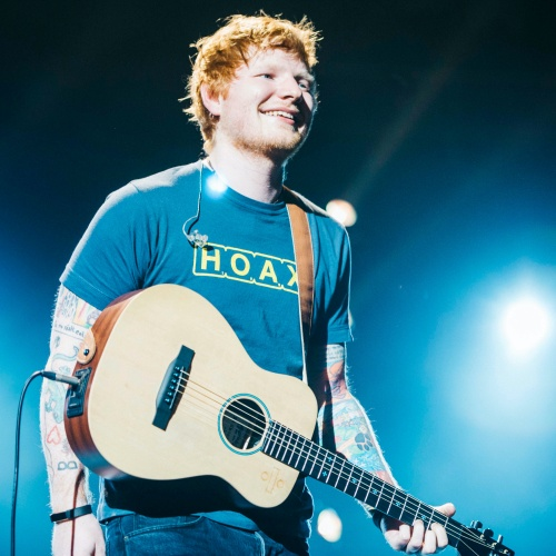 Ed Sheeran to play exclusive London charity gig
