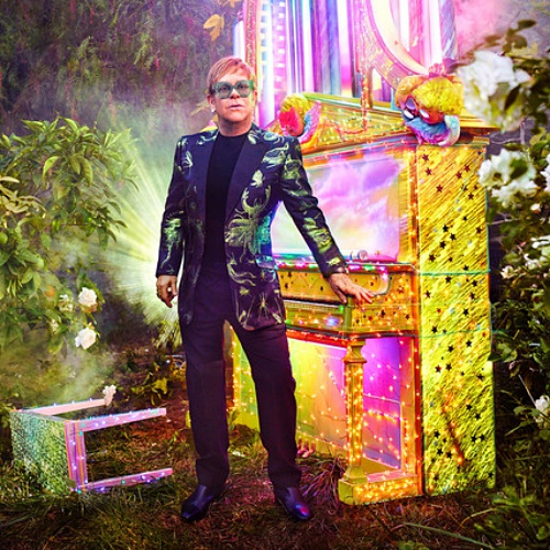 Elton-John-working-on-new-album